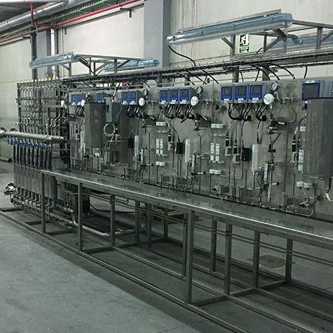 water analyzer / steam / hydrocarbon / chlorine
