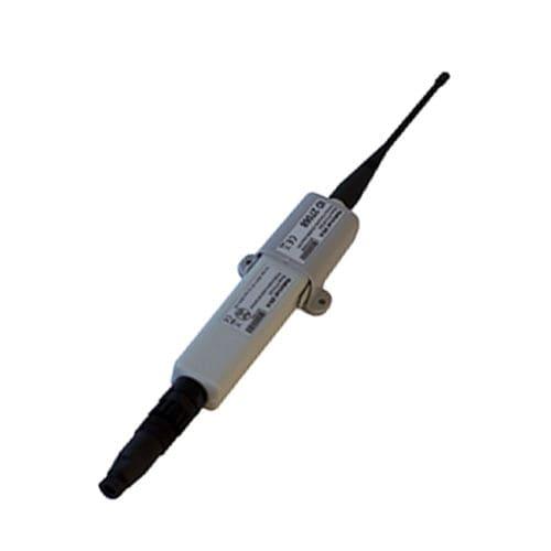 Pt100 temperature transmitter / Pt1000 / 4-wire / wireless