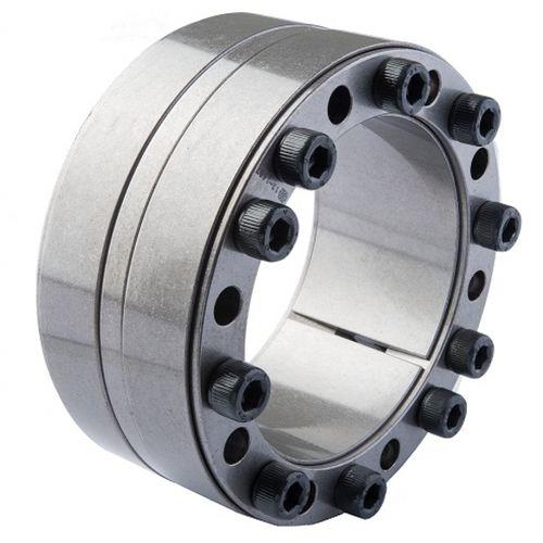 expandible axle coupling / rigid / self-centering / flange