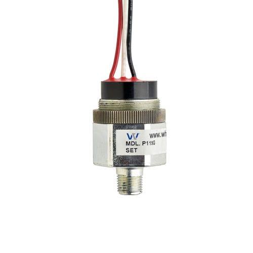 capsule pressure switch / OEM / compact / adjustable