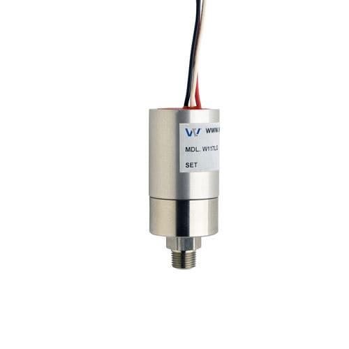 liquid pressure switch / capsule / stainless steel