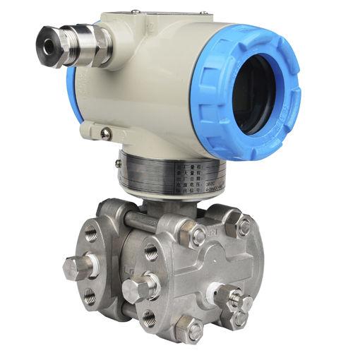 relative pressure transmitter / absolute / differential / capacitive
