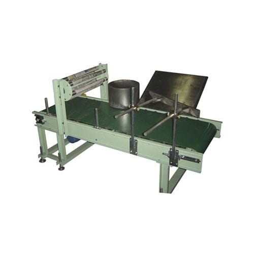 belt conveyor / bag / horizontal