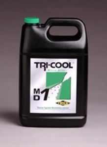 vegetable oil-based machining fluid