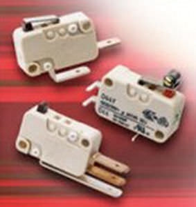 lever switch / single-pole / electromechanical / snap-action