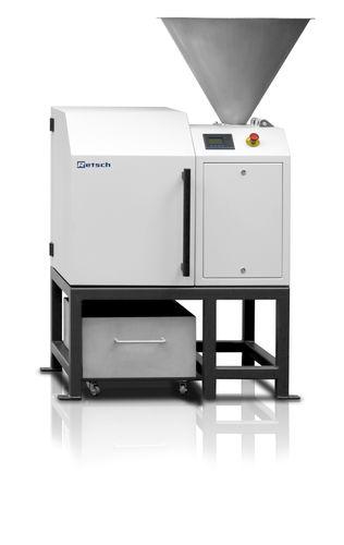 sample divider - Retsch GmbH