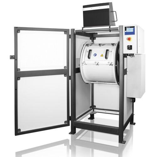 rotary drum mill - Retsch GmbH
