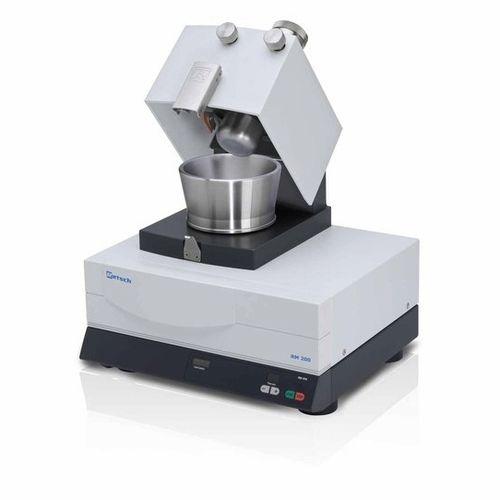 automatic mortar mill - Retsch GmbH