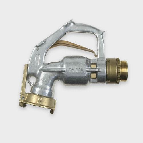 fuel oil dispensing nozzle