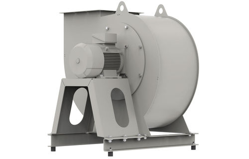 centrifugal fan / ventilation / backward curved / rugged