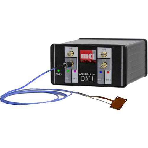capacitance amplifier / digital / high-accuracy / for capacitive sensors