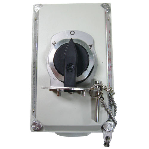 IP65 control station box