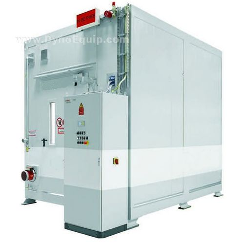 endurance test bench / battery / for electric vehicles