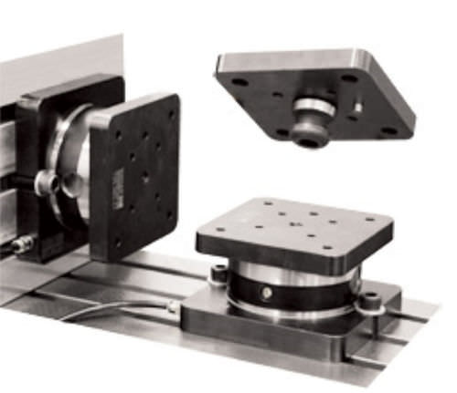 countertop zero-point clamping system