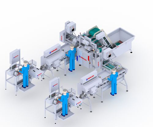 can packaging line