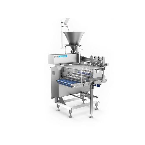 belt conveyor / for the food industry / stainless steel / feeder