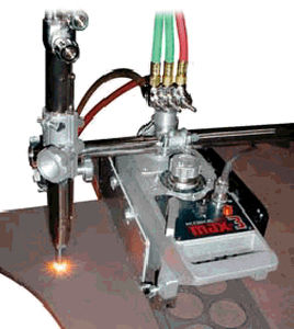 metal cutting machine / plasma / CNC / portable