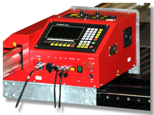 metal cutting machine / oxy-fuel / CNC / portable