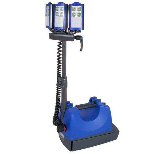 LED floodlight / robust / portable / emergency