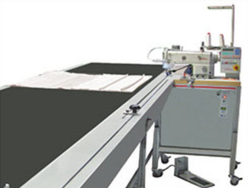 fabric sewing plant