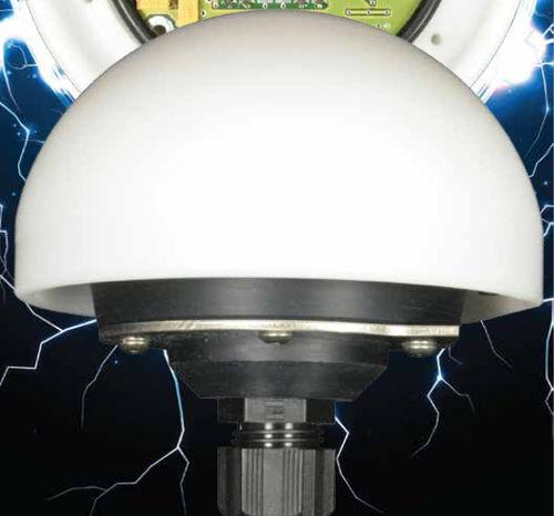 RF antenna / GNSS / omnidirectional / active