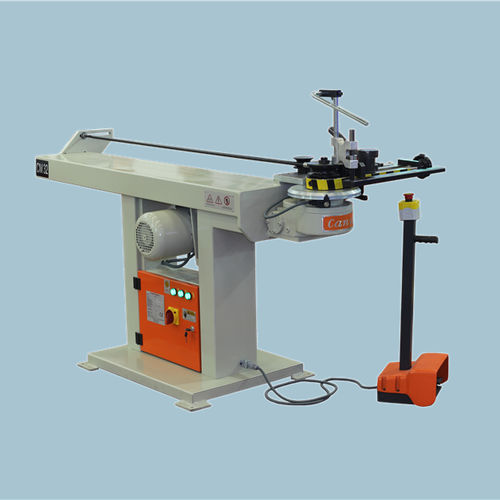 electric bending machine / for tubes / precision / mandrel