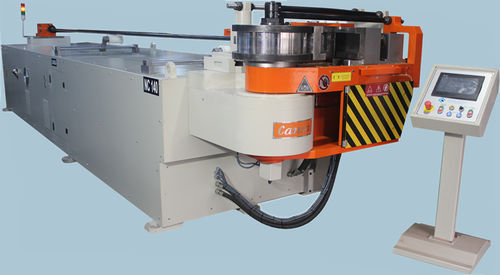 hydraulic bending machine / for tubes / NC / automatic