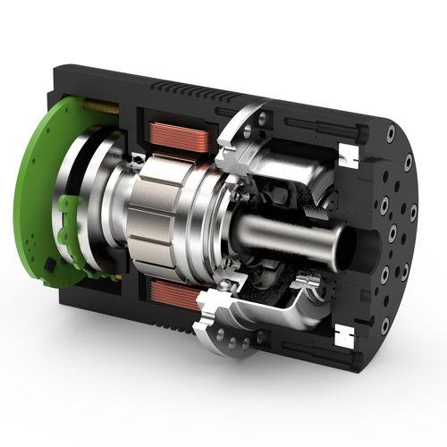 three-phase servomotor / DC / synchronous / 48V