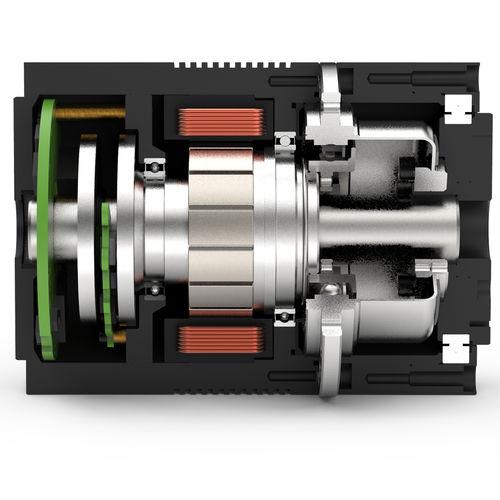 three-phase servomotor / DC / brushless / 48V