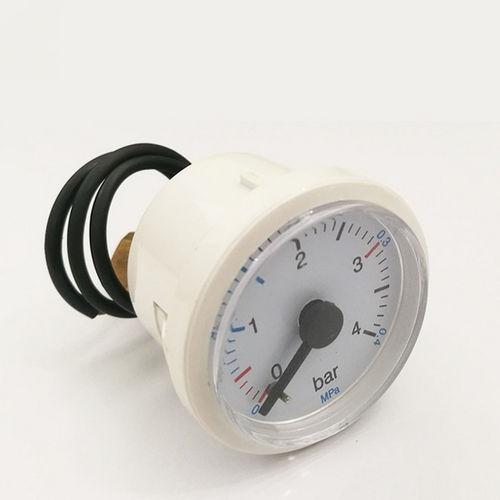 dial pressure gauge / Bourdon tube / for water / brass