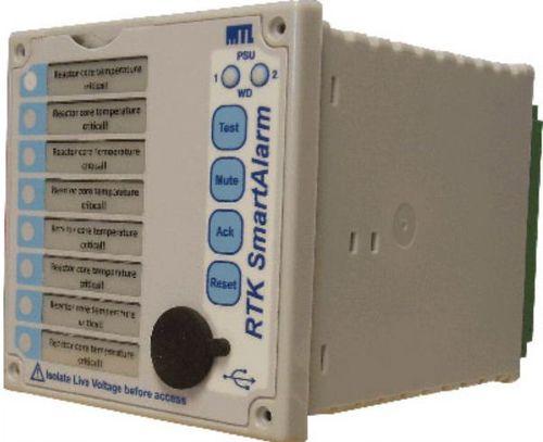 hazardous area alarm annunciator