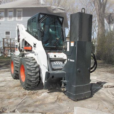 hydraulic drop hammer