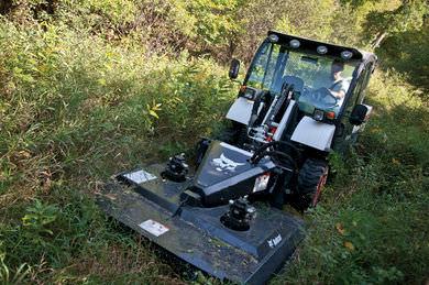 Forestry mulcher Brushcat™ BOBCAT