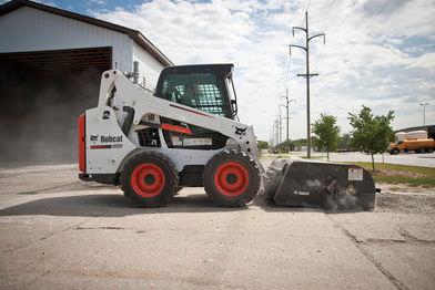 vehicle-mount sweeper / diesel