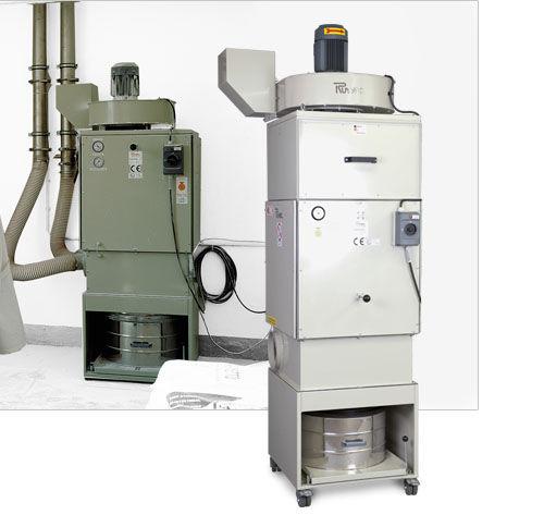 hazardous dust dust extractor