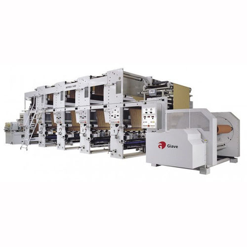 rotogravure printing machine / for paper / automatic