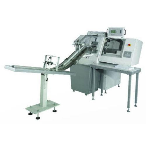 die cutting machine / for plastics / paper / label