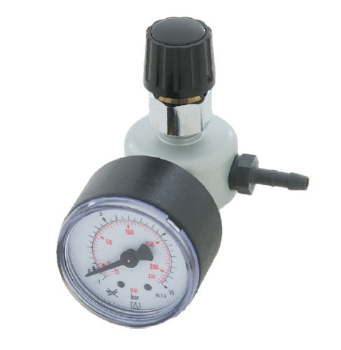cartridge valve / for gas / aluminum / for process applications