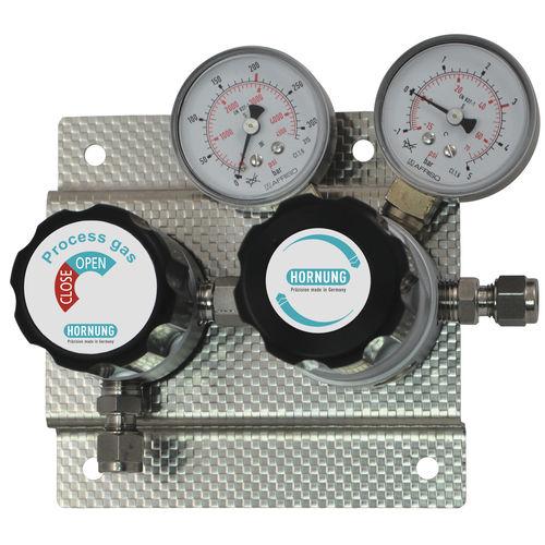 compact gas control unit