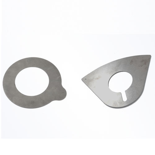 laser cutting / stainless steel / large series / for industrial applications