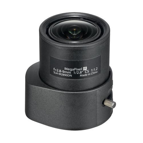 zoom camera lens / varifocal / megapixel resolution