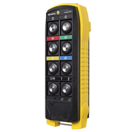 radio remote control / 8-button / compact / explosion-proof