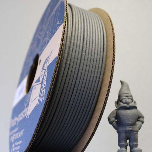 3D printer PLA filament / 1,75 mm / 2,85 mm / gray