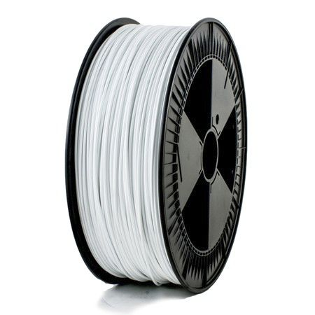3D printer PETG filament / 2,85 mm / white