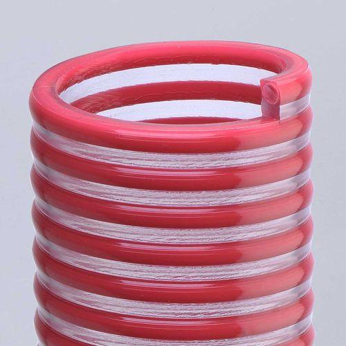 alcohol hose / heavy-duty / plastic / flexible