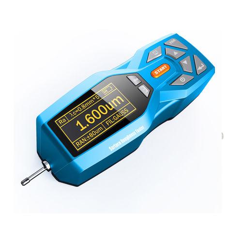 surface roughness gauge / digital / portable