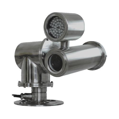 IR camera system / explosion-proof / PTZ / IP66
