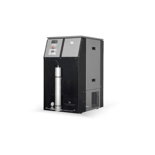 high-pressure compressor / breathing air / for oxygen / stationary