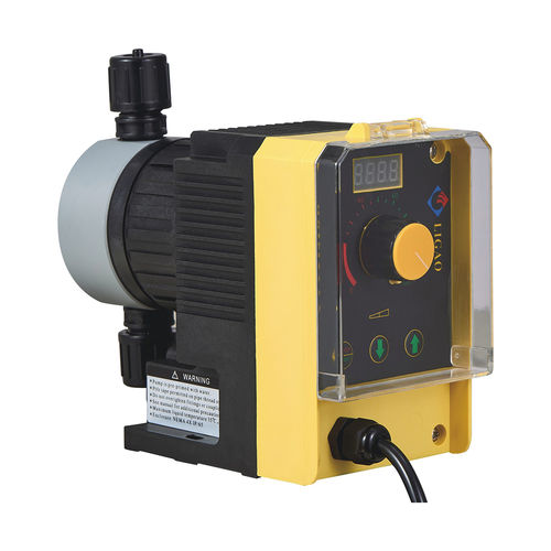 water pump / for chemicals / solenoid-driven / self-priming