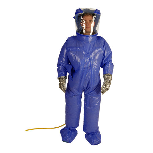 work coveralls / chemical protection / waterproof / cold weather